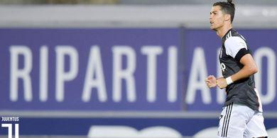 14 Tahun Lalu, Cristiano Ronaldo Nyaris Jadi Pemain Valencia
