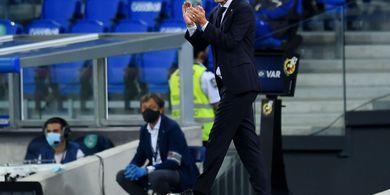 Menang, Zidane Enggan Jengkel Gara-gara Kesalahan Sepele Real Madrid