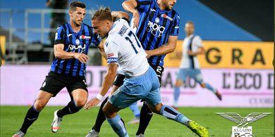 Lazio vs Atalanta - Pasukan Simone Inzaghi akan Samai Intensitas Tim Tamu