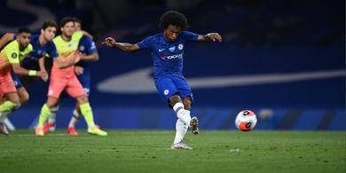 Crystal Palace Vs Chelsea - Ajang Cetak Sejarah Baru untuk Willian
