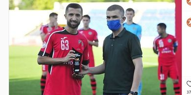 Eks Pemain Persebaya Ini Tak Bisa Berhenti Cetak Gol di Tajikistan
