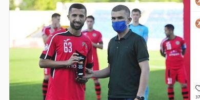 Mantan Pemain Persebaya Ini Semakin Buas Jadi Raja Gol di Tajikistan
