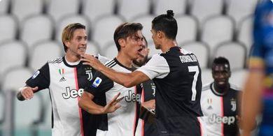 Buntut Insiden di Laga Sebelumnya, Juventus Kehilangan Dybala dan De Ligt untuk Laga Kontra AC Milan