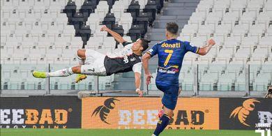 Pecah Rekor Lagi, Ronaldo Pemain Tersubur Juventus di Serie A dalam 6 Dekade