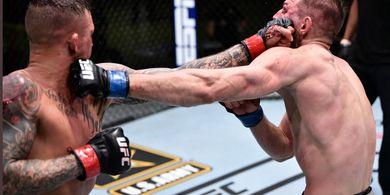 Duel Sudah Batal, Dustin Poirier Masih Perang Mulut dengan Bos UFC