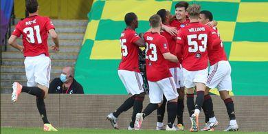 Punya 1 Keuntungan, Manchester United Bisa Finis 3 Besar Musim Ini