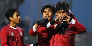 Pemain Persija Jebolan Garuda Select 2 Ini Rajin Menjalani Latihan Mandiri
