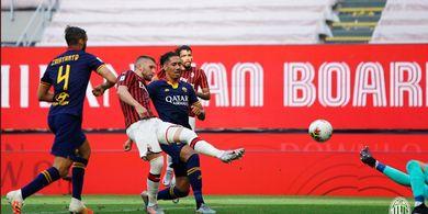 Imbas Dosa Masa Lalu, Ante Rebic Tak Bisa Dampingi AC Milan di Liga Europa