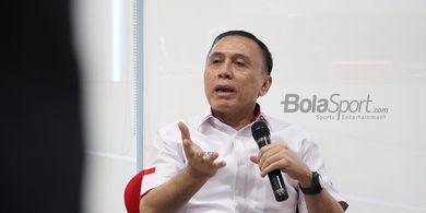 PSSI Tunggu Roadmap Timnas Senior dari Shin Tae-yong
