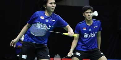 Hasil PBSI Home Tournament - Adnan/Mychelle Melaju ke Semi Final