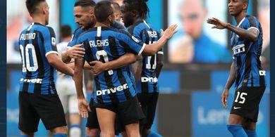 SPAL Vs Inter Milan - Duel Tim Terbaik dan Terburuk soal Sundulan
