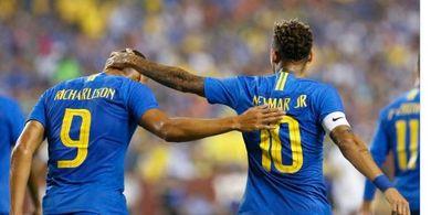Cetak Gol ke Gawang Leicester, Richarlison Terbaik Setelah Neymar
