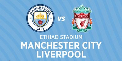 Link Streaming Manchester City Vs Liverpool, Pekan 32 Liga Inggris