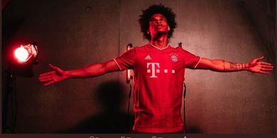 Ini Komentar Leroy Sane Usai Jalani Latihan Perdana di Bayern Muenchen