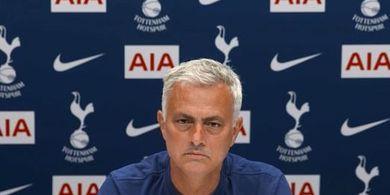 Jose Mourinho Sebut Dicabutnya Hukuman Manchester City Sebagai Bencana dan Memalukan