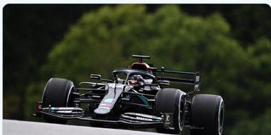 Hasil FP1 F1 GP Austria - Lewis Hamilton Jadi Pembalap Tercepat