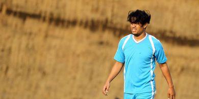 Bek PSIM Yogyakarta Latihan Bersama Pemain Arema FC di Malang