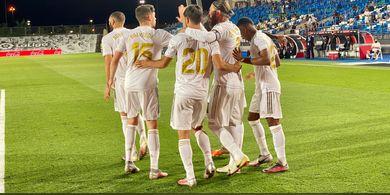 Real Madrid Bisa Juara Liga Spanyol 3 Hari Lagi, Berikut Skenarionya