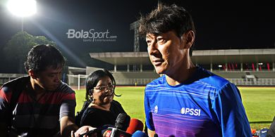 Shin Tae-yong Ditunggu PSSI di Jakarta soal Kelanjutan TC Timnas U-19 Indonesia Pasca-Batalnya Toulon Tournament