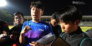 Shin Tae-yong Tambah Amunisi Baru Lagi ke Timnas U-19 Indonesia