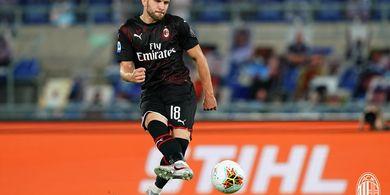 Batal Malu, Akhirnya AC Milan Punya Pemain Pencetak 10 Gol