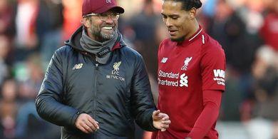 Hanya 1 Nama yang Buat Virgil van Dijk Yakin Gabung Liverpool dan Tolak Man City
