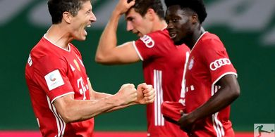 Starting XI Bayern Muenchen vs Chelsea - Bayern Gas Pol, The Blues Banyak Lubang