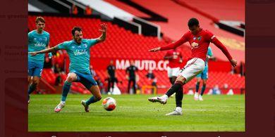 Bawa Man United Menang, Mason Greenwood Ikuti Jejak Raja Gol Setan Merah