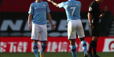 Babak I Liga Inggris - Satu Pemain Blunder, Man City Tertinggal dari Southampton