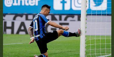 Waktu Habis, Barcelona Akhirnya Gagal Gaet Lautaro Martinez dari Inter Milan?