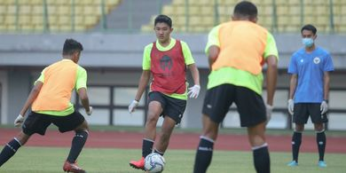 Kapten Timnas U-16 Indonesia Bicara Persaingan di Grup Neraka