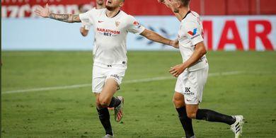 Hasil Liga Europa - Bungkam AS Roma, Sevilla Lolos ke Babak 8 Besar