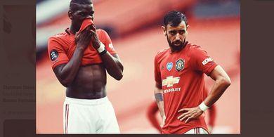 Jadi Bintang Manchester United, Paul Pogba Malah Disindir Pedas oleh Legenda Klub