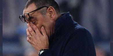 Juventus Korban Comeback AC Milan, Maurizio Sarri Salahkan Cuaca