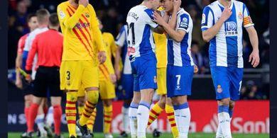 Jadwal Liga Spanyol - Barcelona Bisa Kirim Espanyol Degradasi Malam Ini