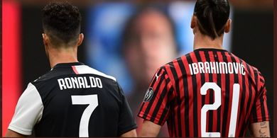 Ronaldo Hadir dengan 2 Peran Berbeda dalam Nestapa 4 Gol Juventus