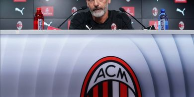 Soal Masa Depan, Stefano Pioli Cuma Mau Fokus Bantu AC Milan