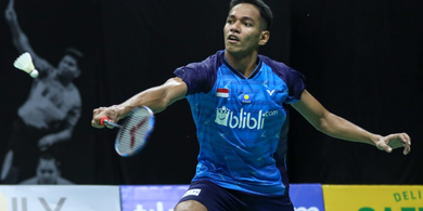 PBSI Home Tournament - Kiat Chico Aura Dwi Wardoyo Menang Cepat