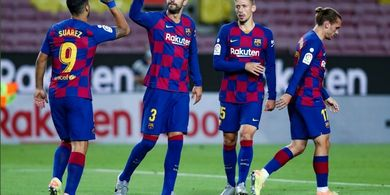 Barcelona Vs Bayern Muenchen - El Barca Tetap Favorit Meski Mudah Oleng