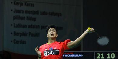 PBSI Home Tournament - Tatap Perempat Final, Alvi Ingin Tampil Lepas