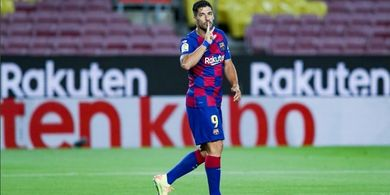 Starting XI Real Valladolid Vs Barcelona, Luis Suarez Cadangan