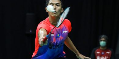 Rekap Semifinal PBSI Home Tournament - Jonatan Mundur, Anthony ke Final