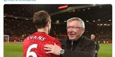 Legenda Man United Kesal karena Setan Merah Jual Kapten Idaman Sir Alex Ferguson