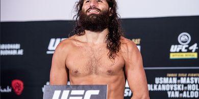 Jelang UFC 251 - Pesan The Rock kepada Jorge Masvidal untuk Habisi Kamaru Usman