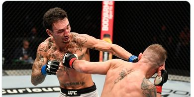Hasil UFC 251 - Kalang Kabut 3 Ronde Pertama, Alexander Volkanovski Tetap Jadi Juara Kelas Bulu