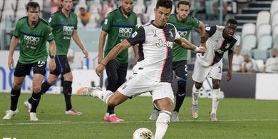 Bermain Lebih Hebat, Atalanta Seharusnya Menang Atas Juventus