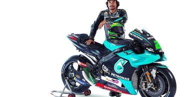 Petronas Yamaha SRT Resmikan Franco Morbidelli untuk MotoGP 2021, Valentino Rossi Kapan?