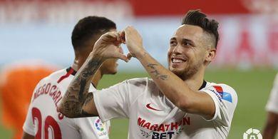 Hasil Lengkap dan Klasemen Liga Spanyol - Sevilla Pepet Atletico, Real Madrid-Barcelona Sengit