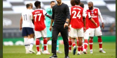 Andai Tak Buang-buang Poin, Arsenal Bakal Nangkring di Peringkat 3