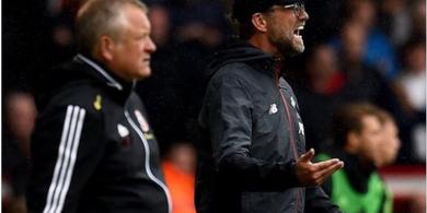 Disebut Egois oleh Juergen Klopp, Pelatih Sheffield United Beri Tanggapan